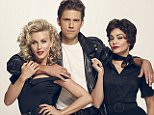 Grease Live  Julianne Hough & Vanessa Hudgens' First Grease: Live Photos as Sandy & Rizzo Will Give You Chills