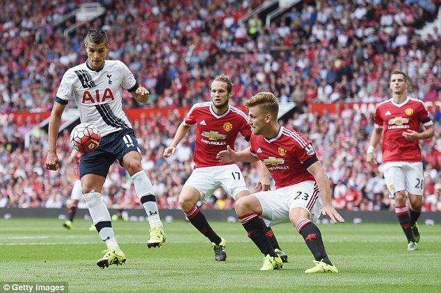 Erik Lamela admits he has adapted to the Premier League after two struggling seasons at Spurs