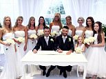RYLAN RETURNS FROM HONEYMOON TO GIVE THIS MORNING VIEWERS FIRST LOOK AT WEDDING IMAGES 4.jpg