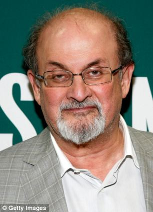 Sir Salman Rushdie is not renowned for being unfriendly to blondes, but he may make an exception for U.S. talk show host Chelsea Handler