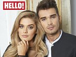 Union J star Josh Cuthbert and model Chloe Lloyd have given an exclusive interview to Hello! magazine about their recent engagement.