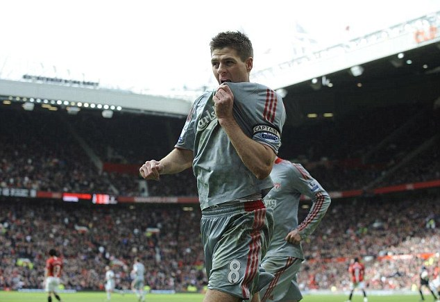 Even better: Liverpool's previous best result at Old Trafford was a 4-1 win in 2009