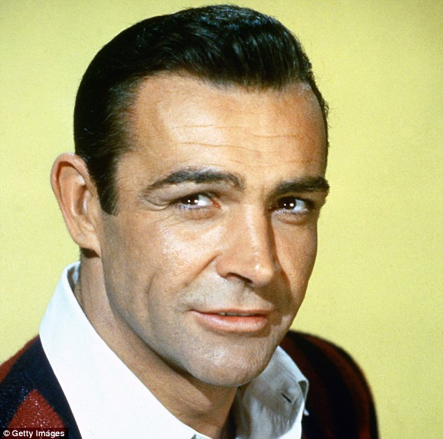 Handsome:Carly writes in her new memoir Boys in the Trees that she politely declined Connery's (above in 1965) offer of what one of her friends referred to as a 'Simon sisters sandwich'