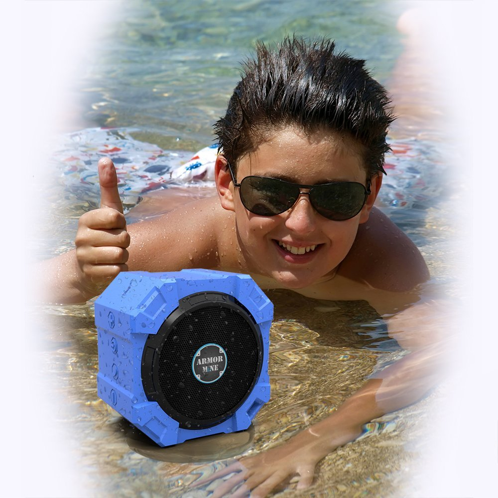 Armor Mine Bluetooth Speaker