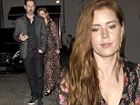 EXCLUSIVE: Amy Adams and her husband leave through the back of 'Craigs' Restaurant in West Hollywood, CA\n\nPictured: Amy Adams, Darren Le Gallo\nRef: SPL1181995  221115   EXCLUSIVE\nPicture by: SPW / Splash News\n\nSplash News and Pictures\nLos Angeles: 310-821-2666\nNew York: 212-619-2666\nLondon: 870-934-2666\nphotodesk@splashnews.com\n