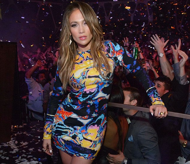 Celebrity hang out: Restaurant and nightclub Hakkasan counts singer J Lo as a fan