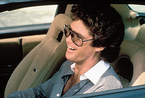 Hit shows from the past such as Knight Rider can give people a boost and even improve their ability to complete puzzles.