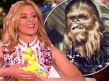 """Published on Nov 24, 2015\nWho knew that the actress, director and mom was also a """"Star Wars"""" aficionado?"""