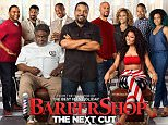 nickiminajCan't wait for you guys to see this movie. #APRIL #BarberShop ????????????
