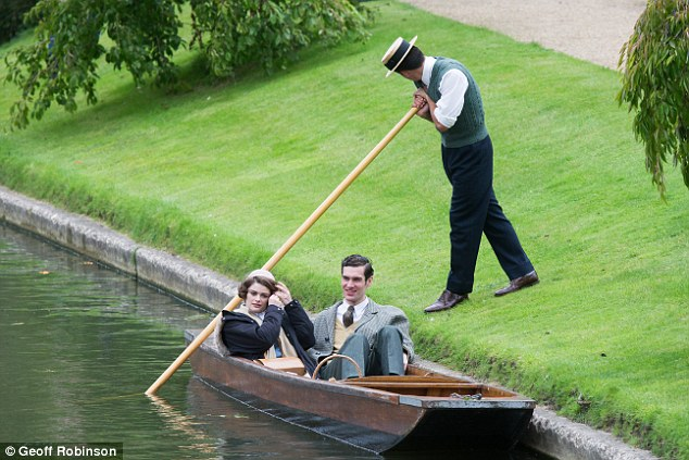 Here we go again! The six new episodes will also be filmed in London and Grantchester