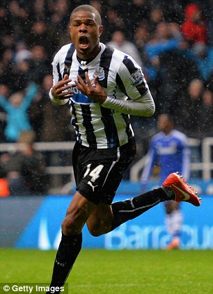 Star man: Loic Remy could be an Arsenal player for the start of the new season