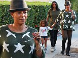 Mel B seen with eldest and youngest daughters Phoenix Chi and Madison in Beverly Hills shortly before boarding a plane to return to the UK for filming Featuring: Mel B, Melanie Brown, Phoenix Chi Gulzar, Madison Brown Belafonte Where: Los Angeles, California, United States When: 22 Nov 2015 Credit: WENN.com