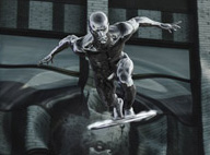 Rise of the Silver Surfer Soars onto DVD and Blu-Ray