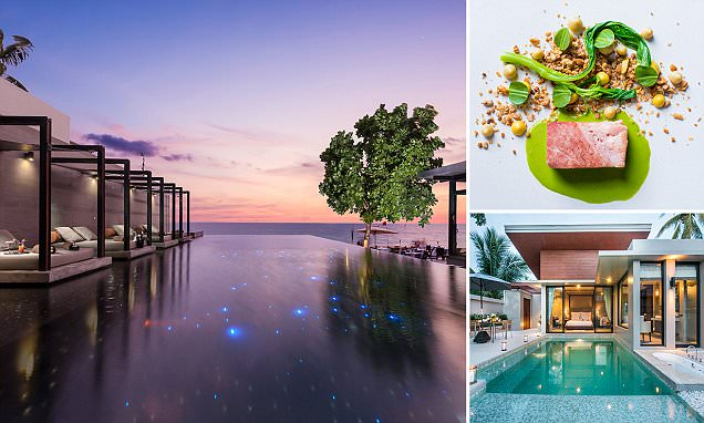 Inside the Aleenta Phuket Thai resort designed to help you fall OUT of love