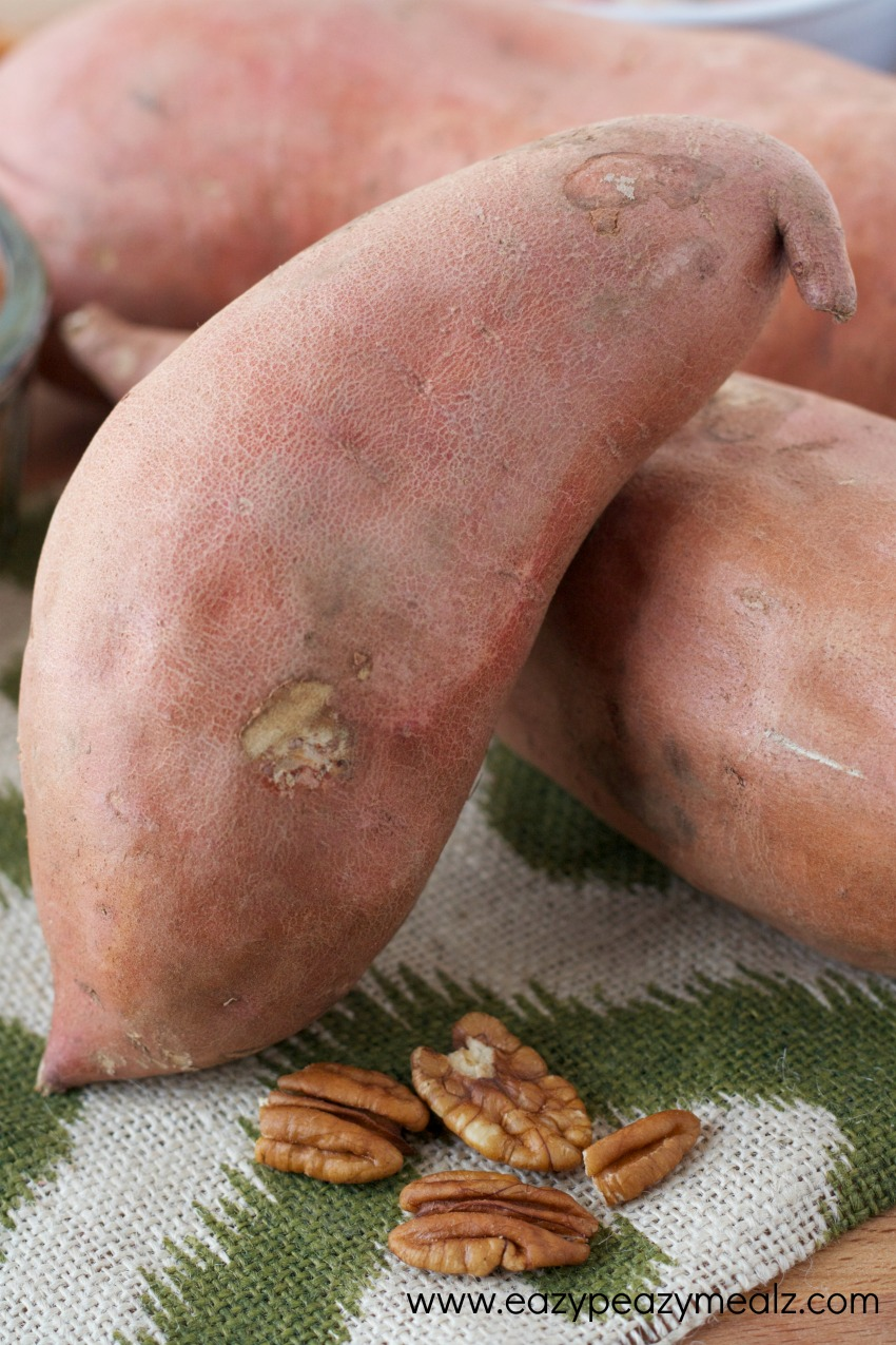 sweet potatoes #harvest recipe