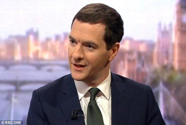 The budget for fighting terrorism in Britain is to rise by 30 per cent over the next five years, the Chancellor said