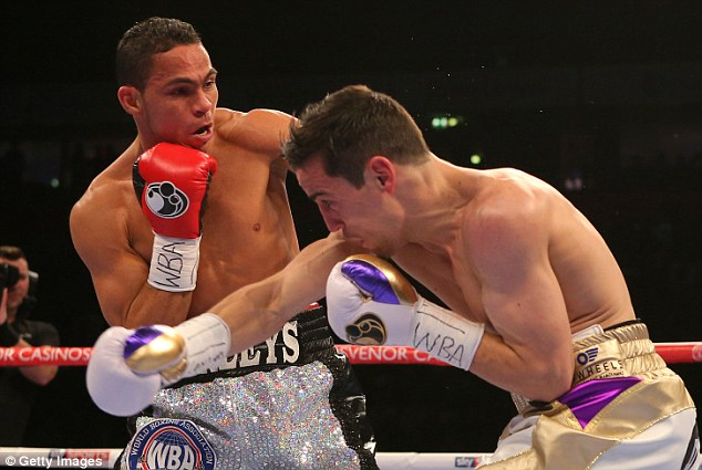 Crolla, often referred to as 'the nice guy of boxing', will now turn his attentions to an even bigger bout