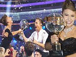 """DANCING WITH THE STARS - """"Episode 2111A"""" - Bindi Irwin and Derek Hough were crowned Season 21 champions during the two-hour season finale of """"Dancing with the Stars,"""" TUESDAY, NOVEMBER 24 (9:00-11:00 p.m., ET), on ABC. (Photo by Kelsey McNeal/ABC via Getty Images)"""