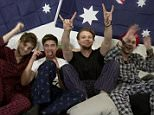 5SOS at Aria  5 seconds of Summer