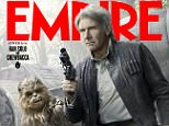 Issued by Empire Magazine, Wednesday, 25 November 2015  Embargoed until 00.01 Thursday 26 November Embargoed until 00.01 Thursday 26 November  If used, please credit this month?s special Star Wars: The Force Awakens issue of Empire magazine, on sale now. Online coverage should link back to www.empireonline.com **Cover of Han Solo and Chewbacca attached**