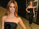 LONDON, ENGLAND - NOVEMBER 25:  Millie Mackintosh attends the screening of La Legende de La Palme d'Or at The Curzon Mayfair on November 25, 2015 in London, England.  (Photo by David M. Benett/Dave Benett/Getty Images for Chopard)