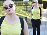 EXCLUSIVE: Rose McGowan Steps Out With Her Newly Shaved Head in West Hollywood\n\nPictured: Rose McGowan\nRef: SPL1183490  231115   EXCLUSIVE\nPicture by: Photographer Group / Splash News\n\nSplash News and Pictures\nLos Angeles: 310-821-2666\nNew York: 212-619-2666\nLondon: 870-934-2666\nphotodesk@splashnews.com\n