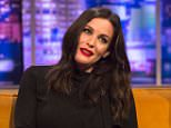 **STRICTLY EMBARGOED UNTIL 00.01 FRIDAY 27TH NOVEMBER 2015** Editorial Use Only. No Merchandising  Mandatory Credit: Photo by Brian J Ritchie/REX Shutterstock (5440541bf)  Liv Tyler  'The Jonathan Ross Show', London, Britain - 28 Nov 2015