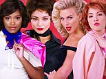 Published on Nov 24, 2015\nJulianne Hough, Carly Rae Jepsen, Aaron Tveit, Keke Palmer, Vanessa Hudgens, Kether Donohue and Carlos PenaVega star in GREASE: LIVE! Coming to FOX JAN 31.\n\nFOX enrolls at Rydell High with GREASE: LIVE, a LIVE one-night musical production of the massively popular crossover musical ¿Grease.¿\n\nGREASE: LIVE stars Julianne Hough (¿Safe Haven,¿ ¿Rock of Ages¿) as the angelic ¿Sandy¿ ¿ Rydell High¿s most talked-about newcomer ¿ and Aaron Tveit (¿Graceland,¿ ¿Les Miserables¿) as bad boy ¿Danny Zuko,¿ Also tapped to star are Vanessa Hudgens (Broadway¿s ¿Gigi,¿ ¿Spring Breakers¿) as iconic bad girl ¿Rizzo,¿ Keke Palmer (SCREAM QUEENS, ¿Masters of Sex¿) as the sassy Pink Lady ¿Marty Maraschino¿ and Carlos PenaVega (¿Big Time Rush¿) as ¿Kenickie,¿ Danny¿s tough-guy sidekick. \n\nFeaturing a young ensemble cast, GREASE: LIVE will reintroduce and reimagine some of the show¿s most memorable moments, great music and timeless love story to an entirely new generation. In