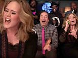 adele jimmy fallon the roots