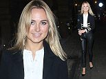 Picture Shows: Kimberley Garner  November 26, 2015\n \n Celebrities attend a party for Tia Maria at Tape Nightclub in London. Guests showed off some holiday season fashions as they entered the party.\n \n Non-Exclusive\n Worldwide Rights\n \n Pictures by : FameFlynet UK © 2015\n Tel : +44 (0)20 3551 5049\n Email : info@fameflynet.uk.com