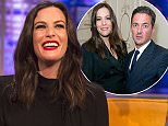 **STRICTLY EMBARGOED UNTIL 00.01 FRIDAY 27TH NOVEMBER 2015** Editorial Use Only. No Merchandising\n Mandatory Credit: Photo by Brian J Ritchie/REX Shutterstock (5440541bk)\n Liv Tyler\n 'The Jonathan Ross Show', London, Britain - 28 Nov 2015\n \n
