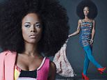 Serayah McNeill  From Empire Covers Bello Magazine : please make sure to say that issue is available inside BELLO mag app and as Print on Demand and link to www.bellomag.com\n20-year-old Serayah McNeill is one of the handful of sexy & talented artists to hit FOX¿s wildly successful series Empire. Serayah plays the sometimes sassy, but undoubtedly beautiful Tiana