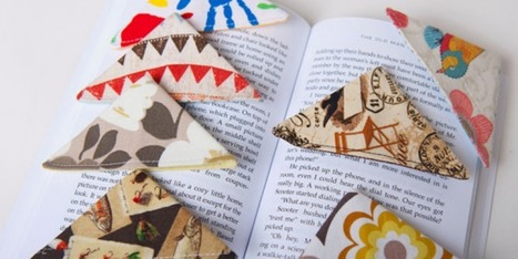 11 Beautiful Bookmarks Bibliophiles Will Love | The Funnily Enough | Scoop.it
