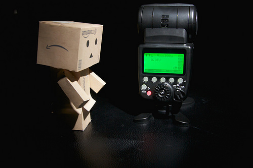 Danbo and the Pixel Mago