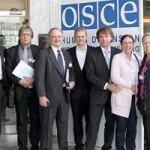 """Bericht vom OSZE """"Human Dimension Implementation Meeting"""" in Warschau"""
