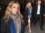 Pictures taken in november 24th 2015.Richard Gere and girlfriend Alejandra Silva dinner with director Alejandro Amenabar in Madrid.\n\nPictured: Richard Gere, Alejandra Silva\nRef: SPL1185449  271115  \nPicture by: Splash News\n\nSplash News and Pictures\nLos Angeles: 310-821-2666\nNew York: 212-619-2666\nLondon: 870-934-2666\nphotodesk@splashnews.com\n