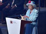 Queen Elizabeth II delivers a speech during the opening ceremony of the Commonwealth Heads of Government Meeting (CHOGM) at the Mediterranean Conference Centre in Valletta on November 27, 2015. The 2015 Commonwealth Summit kicks off today to a grand opening ceremony with Queen Elizabeth II, followed by intense working sessions where world leaders will grapple with climate change. As the clock ticks to a UN climate conference in Paris starting Monday, leaders including France's Francois Hollande, Britain's David Cameron and the UN's Ban Ki-moon will try to open the door to a landmark accord for taming greenhouse gases.     AFP PHOTO / ALBERTO PIZZOLIALBERTO PIZZOLI/AFP/Getty Images