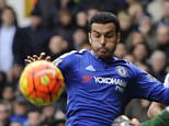 Tottenham Hotspurs v Chelsea FC, Premier League.   Picture Andy Hooper Daily Mail/ Solo Syndication pic shows pedro