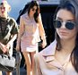 West Hollywood, CA - BFFs Hailey Baldwin and Kendall Jenner strut in high fashion as they stop by XIV Karats for some jewelry. The two headed to world famous Fred Segal afterwards to have lunch at Mauro's Cafe. \n  \nAKM-GSI       November 21, 2015\nTo License These Photos, Please Contact :\nSteve Ginsburg\n(310) 505-8447\n(323) 423-9397\nsteve@akmgsi.com\nsales@akmgsi.com\nor\nMaria Buda\n(917) 242-1505\nmbuda@akmgsi.com\nginsburgspalyinc@gmail.com