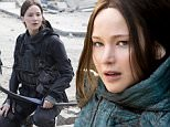 No Merchandising. Editorial Use Only. No Book Cover Usage.. Mandatory Credit: Photo by Lions Gate/Everett/REX Shutterstock (5371739f).. Liam Hemsworth, Sam Claflin, Evan Ross, Jennifer Lawrence.. 'The Hunger Games: Mockingjay - Part 2' film - 2015.. ..