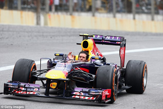 Webber finished his Formula One career with nine wins, forty-two podiums and thirteen pole positions