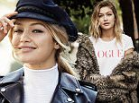 Embargoed 8am - 2/12/2015 Vogue Gigi hadid - for online.jpg Gigi Hadid, on her first British Vogue cover.   Iíd love to offer you the attached image and the quotes below. Weíd just need: - the cover of Vogue shown - link to vogue.co.uk - credit for the photographer Patrick Demarchelier - the line ësee the full shoot in the January issue of Vogue, on sale Mondayí