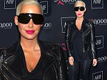 HOLLYWOOD, CA - DECEMBER 01:  Media Personality Amber Rose attends the AIDS Healthcare Foundation commemoration of World AIDS Day at ArcLight Cinemas on December 1, 2015 in Hollywood, California.  (Photo by David Livingston/Getty Images)