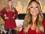 NEW YORK, NY - DECEMBER 01:  Mariah Carey attends the Pier 1 Imports Pop-up Store launch event on December 1, 2015 in New York City.  (Photo by D Dipasupil/Getty Images)