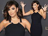 NEW YORK, NY - DECEMBER 01:  Actress Eva Longoria attends the L'Oreal Paris Women of Worth 2015 Celebration - Arrivals at The Pierre Hotel on December 1, 2015 in New York City.  (Photo by Neilson Barnard/Getty Images for L'Oreal Paris)