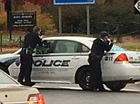 All guns aimed at ROTC Armory -- UNC campus wide lockdown on December 2nd, 2015