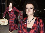 Picture Shows: Helena Bonham Carter  December 01, 2015    Helena Bonham Carter attends the Coram's Christmas Celebration 2015 at St Andrew's Church in London, England.    Exclusive All Rounder  WORLDWIDE RIGHTS  Pictures by : FameFlynet UK © 2015  Tel : +44 (0)20 3551 5049  Email : info@fameflynet.uk.com
