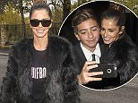 """Picture Shows: Cheryl Fernandez-Versini  December 01, 2015    * Min Web / Online Fee £50 Per Picture *    """"The X Factor"""" mentor Cheryl Fernandez-Versini and her acto Reggie N Bollie spotted at a rehearsal studio in North London, England.     A production assistant nipped out  for Chinese takeaway for Cheryl.    * Min Web / Online Fee £50 Per Picture *    Exclusive All Rounder  WORLDWIDE RIGHTS  Pictures by : FameFlynet UK © 2015  Tel : +44 (0)20 3551 5049  Email : info@fameflynet.uk.com"""