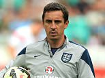 File photo dated 14-06-2015 of England coach Gary Neville. PRESS ASSOCIATION Photo. Issue date: Wednesday December 2, 2015. Gary Neville has been appointed head coach of Valencia until the end of the season, the Primera Division club have announced. See PA story SOCCER Valencia. Photo credit should read Mike Egerton/PA Wire.
