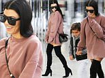 Kourtney Kardashians and son Mason shopping at YSL in Beverly Hills.\n\nPictured: Kourtney Kardashians and Mason\nRef: SPL1186449  301115  \nPicture by: Clint Brewer / Splash News\n\nSplash News and Pictures\nLos Angeles: 310-821-2666\nNew York: 212-619-2666\nLondon: 870-934-2666\nphotodesk@splashnews.com\n